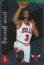 072 DWYANE WADE USA CHICAGO BULLS STICKER NBA BASKETBALL 2017 PANINI