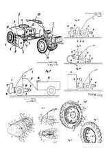 AGRIA WERKE, 70 Patente, 608 Seiten