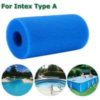 Reusable/Washable Swimming Pool Filter Foam Cartridge Sponge for Intex Type A