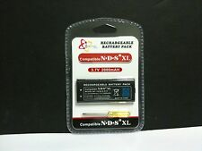 NEW Rechargeable Battery 3.7V 2000 mAh + Screwdriver For Nintendo DSi XL G1