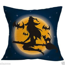 Halloween Pillow Case Cushion Cover Home  Sofa Decor UK