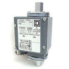 Differential Pressure switch 9012-GGW-4 Square D 9012GGW4