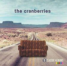 THE CRANBERRIES 5 CLASSIC ALBUMS 5 CD SET