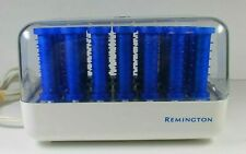 Remington Tight Curls Blue Hot Rollers Curlers Wax Core H-21SP Pageant No Clips