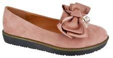 Scarpe da donna mocassini rosi Numero 38,5