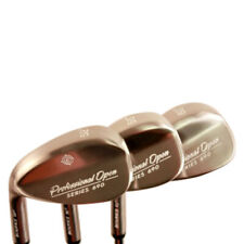 (LH) Series 690 Men's Golf Wedge Set 52° GW, 56° SW, 60° LW Reg Flex Steel Shaft