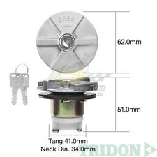 TRIDON FUEL CAP LOCKING FOR Ford Ranger Diesel PJ-PK 01/07-06/11 4 2.5L-3.0L