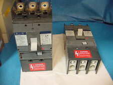 New GE SGHA36AT0400 Spectra circuit breaker 400 A 600 V with  rating plug
