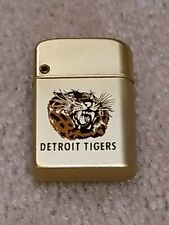 New listing Vintage 1960's Detroit Tigers Lighter Rare Storm King Beautiful