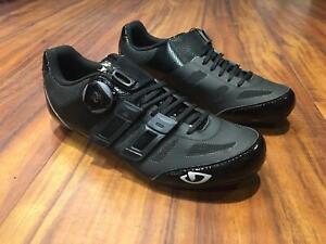 Giro Women's Raes Techlace Cycling Shoe - Black, EU 39.5 (US 8)