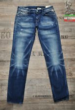 Denim L32 Distressed Jeans for Women