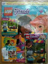 LEGO Friends Magazine 5/2019 + Limited Edition Mini Figure