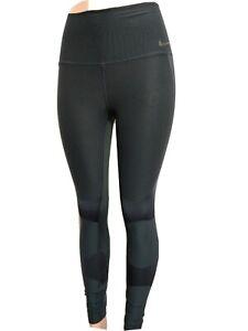 "Nike Dri-fit WOMEN X-SMALL Yoga Athletic Leggings inseam 26"" Mid Rise (#p3"
