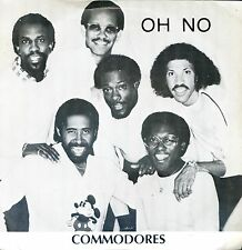 7inch COMMODORES oh no PORTUGAL MOTOWN