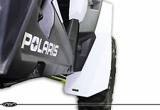 NEW! Polaris RZR XP 1000 & XP1000-4 Mud Flaps / Fender Flares by PDP -- WHITE --