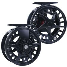 Maxcatch DX Black Right&Left-handed Fly Fishing Reel 5/6 7/8WT
