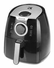 Kalorik Smart Air Fryer, FT 42139 BK, Healthy Cooking Dual Layer Rack, Black