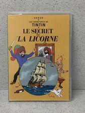DVD Les Aventures de Tintin Le Secret de la Licorne / Hergé [Bon Etat]