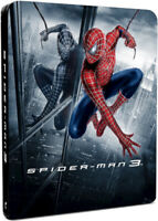 SPIDER-MAN 3 EDIZIONE STEELBOOK LENTICOLARE (BLU-RAY) LIMITED EDITION