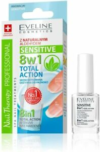 Eveline Cosmetics Total Action 8in1 Sensitive fortifiant