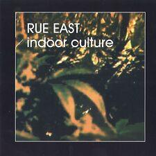 Rue East-indoor culture-rare CD album-techno