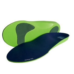 High Quality Orthotic Insoles Arch Support Heel Cushion Plantar Fasciitis UK