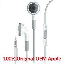 100%Genuine Original Apple iPhone 4/5/6/6S EarPod Earphone Headset Remote & Mic