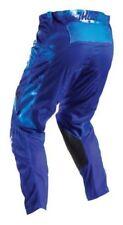 Pantalons de cross bleus Thor