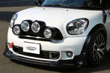 JDM WORKS Front Under Spoiler R60 MINI Countryman Cooper S