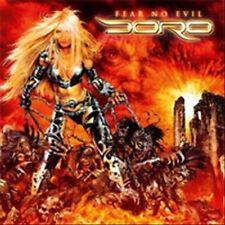 Doro- Fear No Evil CD (AFM Records) NEW/SEALED