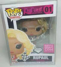 RuPaul's Drag Race - RuPaul Diamond Glitter Exclusive Funko Pop! IN HAND mint