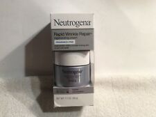 Neutrogena Rapid Wrinkle Repair Regenerating Cream FRAGRANCE FREE  1.7 oz