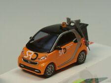 Busch Smart Fortwo Coupe STADTREINIGUNG - 46220 - 1:87