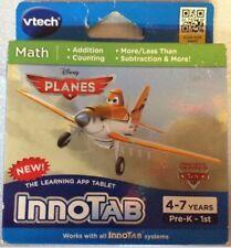 VTech - Disney Planes   Math   InnoTab Systems   4-7 Years Pre-K to 1st Grade A2