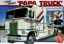 Tyron Malone's KENWORTH Aérodyne papa camion échelle 1:25 AMT détaillé Kit Plastique