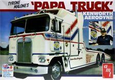 Tyron Malone's Kenworth Aerodyne Papa Truck 1:25 Scale AMT Detailed Plastic Kit
