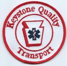 Keystone Quality Transport Medical Patch 3-5/8 Dia #1041