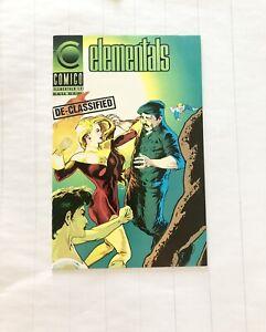 Elementals #17 Comic Book (COMICO 1991)