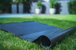 Teichfolie PVC 0,5mm / 1mm / 1,50 mm, Maße zur Auswahl- Teichbau *PREIS-SENKUNG*