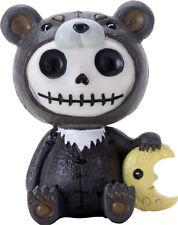 New Furrybones Furry Bones Kuma Skull Skeleton Moon Bear Figurine Gift 9059