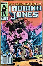 Further Adventures of Indiana Jones #15 Mar 1984