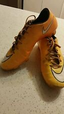 NIKE MERCURIAL SOCCER BOOTS SIZE 10.5 US Pre-Loved