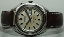 Vintage Seiko Bellmatic Alarm Automatic Day Date Used Wrist Watch S841 Antique