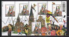 NVPH nr.2414 blok Mooi Nederland (12) 'Sittard' 2006 postfris (MNH)