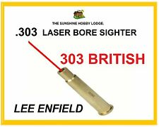 303 Bore Sight British .303 Laser Boresighter Lee Enfield Copper Cartridge New
