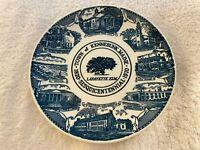 Mane, Kennebunk Collector Plate Sesquicentennial 1820-1970, Kettlesprings Kilns