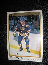 1990-91 OPC Premier #88 Adam Oates St Louis Blues NrMt