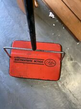 Vintage Fuller Brush Co Electrostatic Action Floor Sweeper