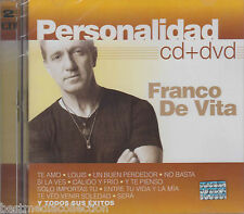 SEALED CD / DVD Franco De Vita CD Personalidad BRAND NEW
