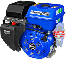DuroMax 16 HP Go Kart Log Splitter Gas Power Engine Motor - XP16HP Recoil Start